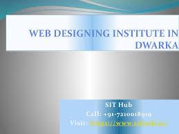 Web Designing Institute Web Designing Course In Uttam Nagar Web Designing