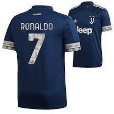 Adidas Juventus Turin Trikot RONALDO 2020/2021 Auswärts Kinder | Jetzt im  Bild Shop bestellen