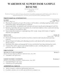 Skills For Jobs Resume Warehouse Associate Resume Sample Resume Examples For Warehouse