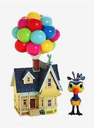 <b>Funko Pop</b>! <b>Town</b> Disney Pixar Up Kevin with Up House Vinyl ...