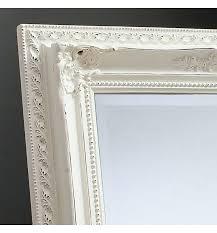 vintage white mirror vintage white ornate mirror white vintage mirror large white vintage mirror the range