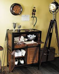 nautical office furniture. Nautical Decor Beach-style-home-office Office Furniture Houzz