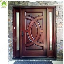 mahogany front door. Mahogany Front Door Double Solid Wood Entry With Glass And 2 Sidelights N