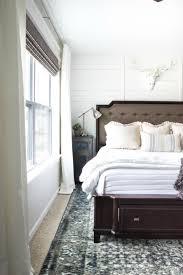 blue bedroom rugs.  Rugs New Blue Vintage Rug In The Master Bedroom  Wwwblesserhousecom In Rugs L