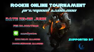 dota 2 rookie online tournament tournaments indonesian dota