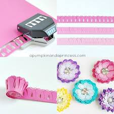 Paper Flower Cutter Diy Paper Flowers Without A Die Cutting Machine