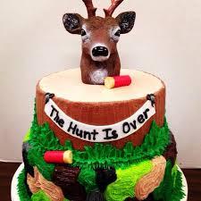 The Hunt Is Over Groom Cake Ideas Popsugar Food Photo 10