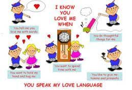 The Five Love Languages Of Children Chart Bing Images