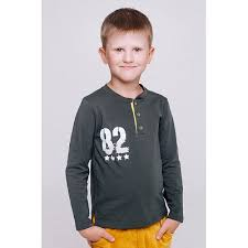 <b>Лонгслив</b> для мальчика <b>Batik</b> 6605718 зеленый купить оптом в ...