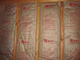 faced or unfaced insulation in attic