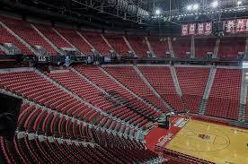 Unlv Thomas Mack Center Multi Purpose Arena With Patriot
