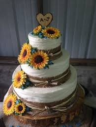 204 Best Sunflower Cakes Images Sunflower Cakes Cake Art Amazing