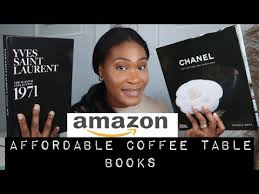 inexpensive high end coffee table books