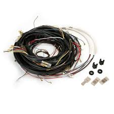 vw wire harness kit 1965 type 1 bug dune buggy parts sandrail classic volkswagen type 1 vw bug wire harness kit 1965