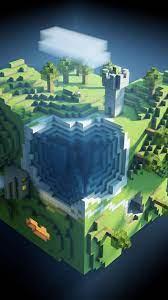 Wallpaper Minecraft Terkeren Android ...