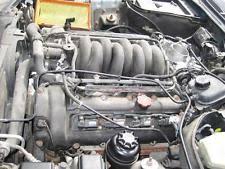 jaguar xj8 complete engines 1999 jaguar xj8 4 0l v8 gas dohc complete engine core fan to flywheel fits jaguar xj8