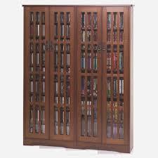 media storage cabinet with doors beautiful leslie dame double cd dvd wall rack multimedia storage