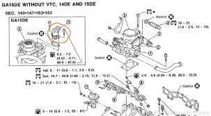 nissan b14 engine diagram nissan wiring diagrams online