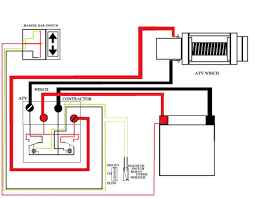 electric winch wiring diagram plus in cab winch wiring for warn and Warn RT25 ATV Winch electric winch wiring diagram plus in cab winch wiring for warn and new switch panels ford electric winch wiring diagram in atv winch switch wiring diagram