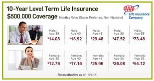 10 Year Term Life Insurance Quotes