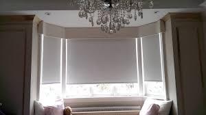 bay window blinds. Blackout Blinds On A Bay Window W