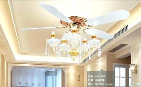 beautiful ceiling fans fan chandelier combo photos gallery of regarding crystal prepare 19