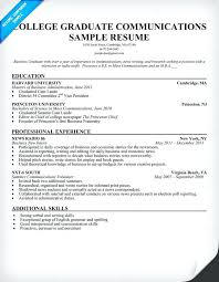 Recent College Graduate Resume Awesome 8818 Recent College Graduate Resume Template Resume Writing College