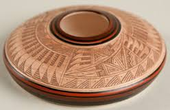 Beautiful Navajo Pottery Designs Decorated Detailed Bowl By Bob On Creativity Ideas