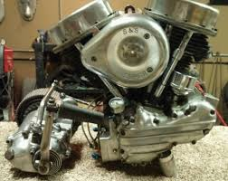 harley davidson flh chopper motorcycles for sale
