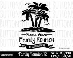 Family Reunion Poster Design Pin On Summer