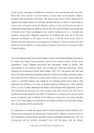 essay on obedience jade peridou 2