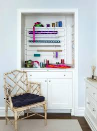 gift wrapping station furniture ideas diy