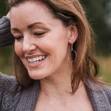 Ronda Smith Designs Spike Hoop Earrings | Spike hoops, Spike hoop earrings,  Hoop earrings