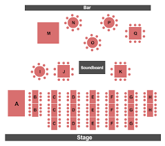 House Of Blues Seating Chart San Diego