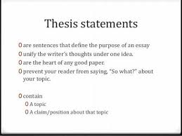 Writing A Thesis Statement Bullying Thesis Statement How To Write Thesis Eclipse Articles Com