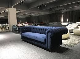 Button Sofa Design Hot Item Nordic Design Comfortable Velvet Button Tufted Sofa Couch Living Room Sofa
