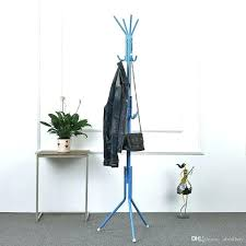office coat hanger. Office Coat Rack Stands Charming Modern Metal Frame Hat Stand Hanger Cloth Style O
