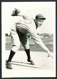 "1930 PAUL ""IVY"" ANDREWS Yankees Vintage Baseball Photo 