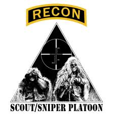 army recon scout recon scout sniper
