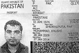 'Pakistan will be asked to make inquiries and answer how it could issue a passport to Jundal in the name of Riyasat Ali as well as two ... - article-2168347-13E9C45D000005DC-906_468x314