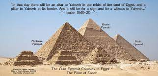 Giza Pyramids Pillar de Enoch la Pyramids en Giza Imágenes por Denny5 |  Imágenes españoles imágenes