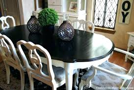 How to refinish a dining room table Without Sanding Refinished Oak Table Refinishing Oak Table Refinished Dining Table Refinishing Dining Room Table Staining Dining Yablonovkainfo Refinished Oak Table Dining Room Table Refinish Sanding Oak Table