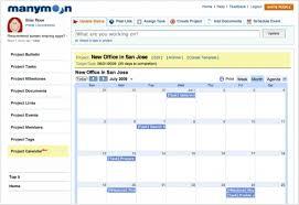 Online Project Management Calendar Free Online Project Management Software