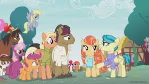 Same-sex couple featured on '<b>My Little Pony</b>' for <b>first</b> time