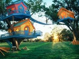 Treehouse Hotels  American Vacation IdeasTreehouses For Children