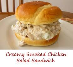 chicken salad sandwich on roll. Unique Roll On Chicken Salad Sandwich Roll A