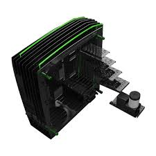 inwin h frame 2 0 tower chis black