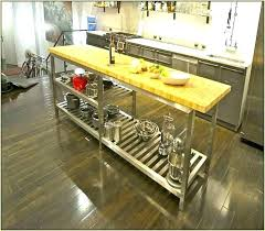 stainless steel kitchen utility table kitchen islands stainless steel kitchen island sportsman stainless steel kitchen utility