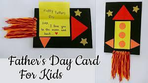 Fathers Day Card Fathers Day Rocket Card Fathers Day Card Ideas