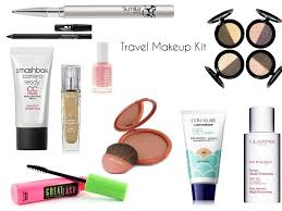 tips on what makeup to back that s also carry on friendly and tsa approved makeup travel pack